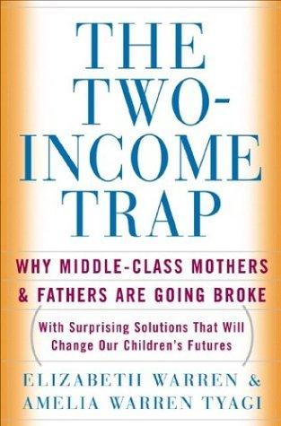 Book cover: The Two-Income Trap