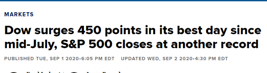 This Is Bad Stock Market News