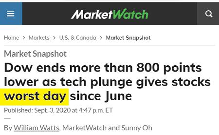 MarketWatch clip
